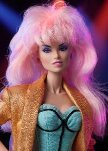JEM - Hollywood (SDCC) Image