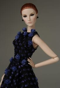 La Vie en Bleu Elyse Jolie (Redhead) Image