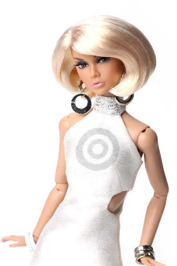 Sign of the Times Poppy Parker 2 Doll Gift Set (Platinum Blonde) Image