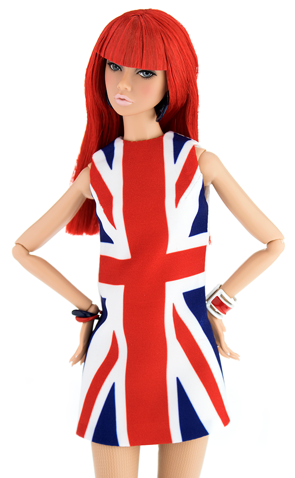 British Invasion! Poppy Parker Image
