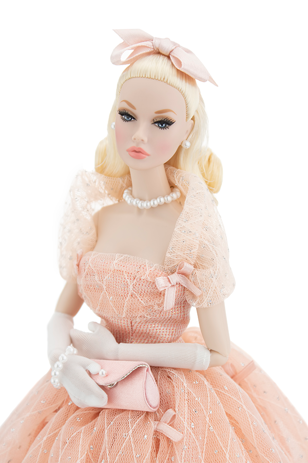Peach Parfait Poppy Parker Image