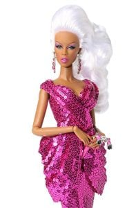 Kitty Gurl Pink The RUPAUL Doll Image