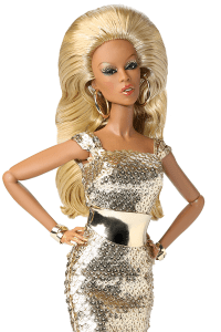 Glamazon Extravaganza The RUPAUL Doll Image