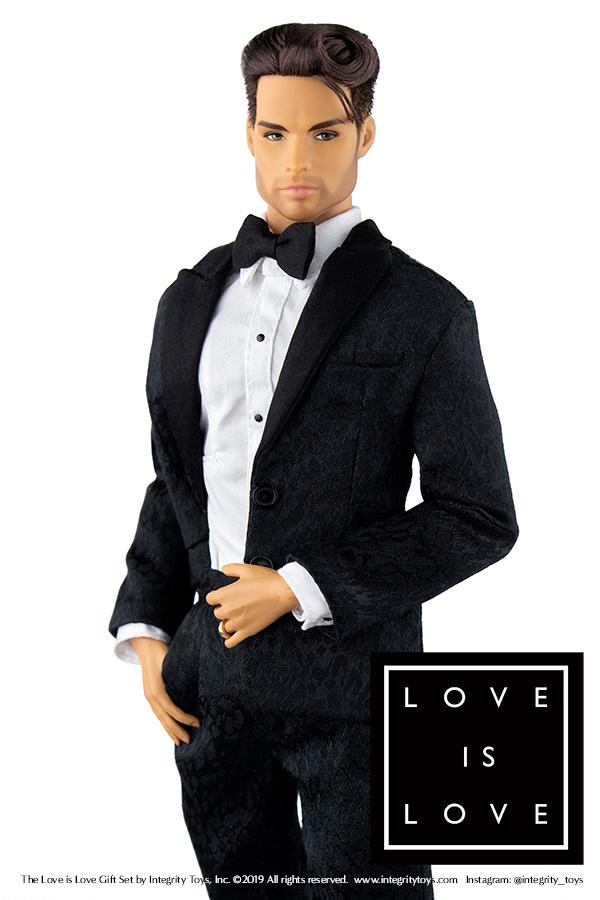Love is Love Milo Montez Wedding Gift Set Image