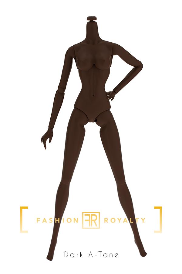 Fashion Royalty Dark A-Tone Body Offer Image