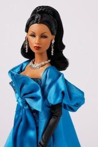 Winter Shimmer Lady Aurelia Grey Image