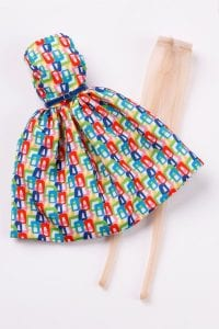 Color Blocks (Budget Carded Dresses) Image