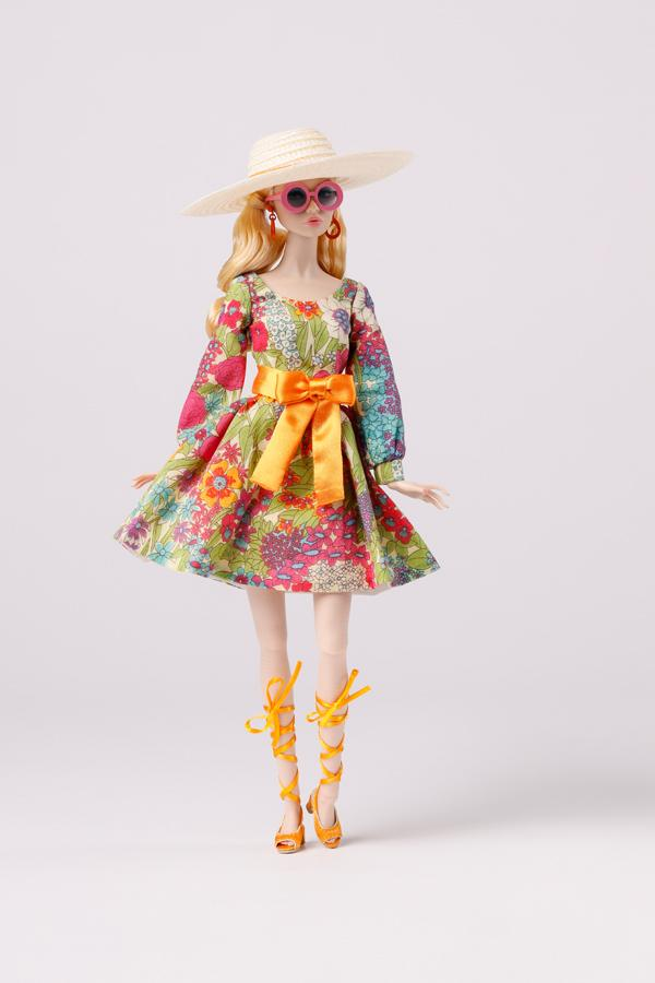 Groovy Poppy Parker (fashion: Beauty Blossoms) Image