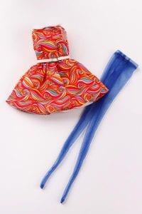 Swirly Girl (Budget Carded Fashion) Image