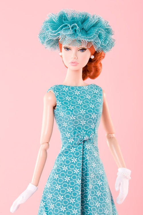 Forget Me Not Redhead (MFD) Poppy Parker Image