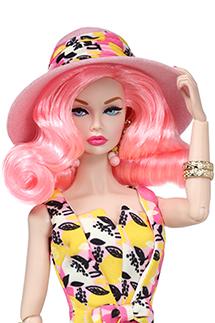 Pink Lemonade Poppy Parker Image