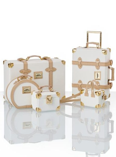 Luxe Travels Luggage Accessory Set (Doll-sized) Image