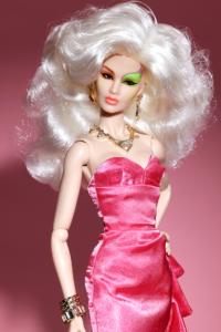 Roxy Rumbles Roxanne Pelligrini (Millionaire Dress) Image
